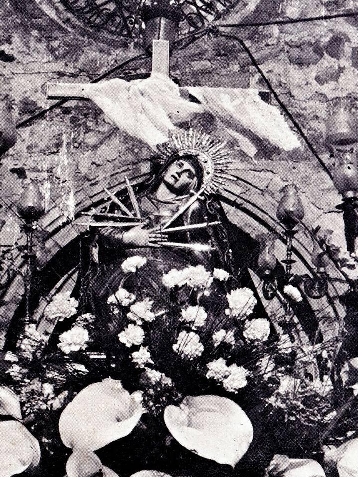 Virgen de los Dolores 1978 - Astorga
