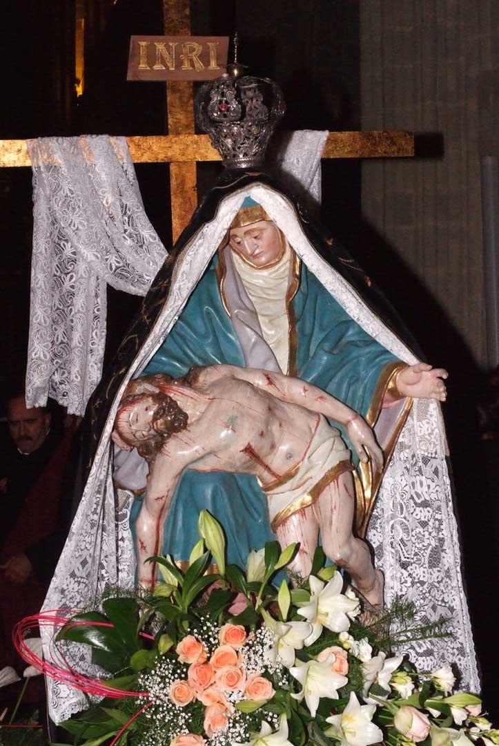 Virgen de la Piedad